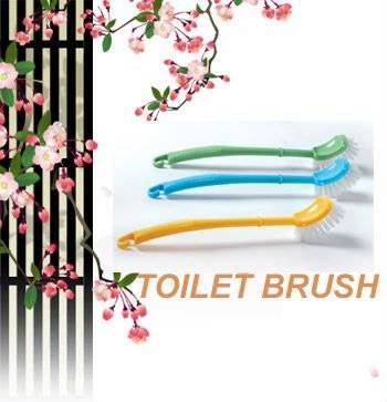 HQ2136 cheap & competitive Indian market plastic cleaning toilet brush/bathroom brush/sanitary brush