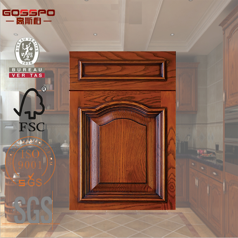 Solid Cherry Wood Kitchen Cabinet Door