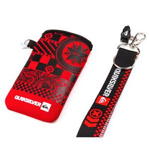 Red And Black Mobile Phone Package