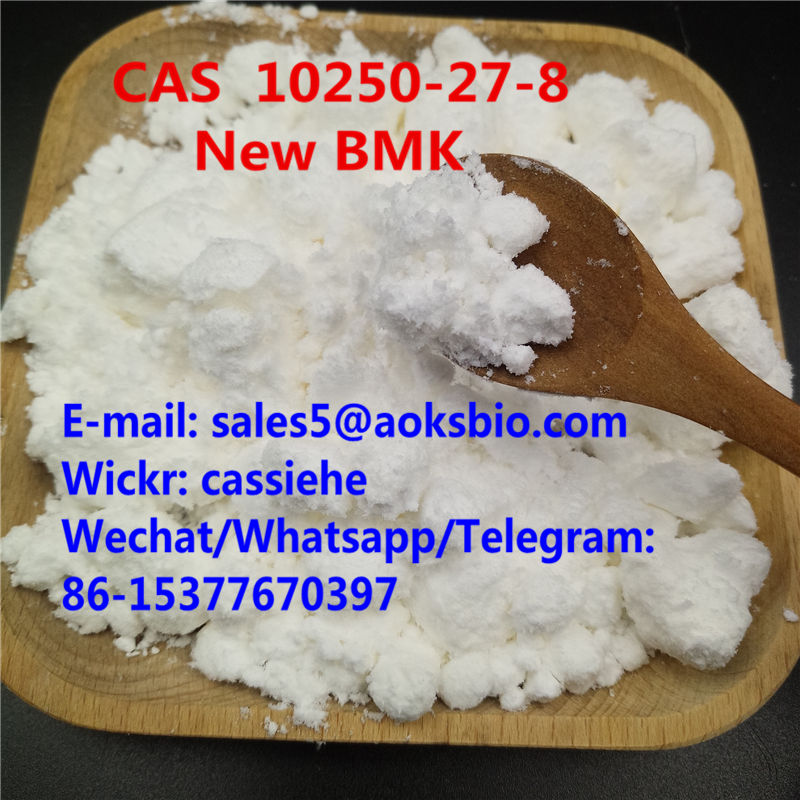 Safe Delivery New BMK Crystal Powder CAS 10250-27-8 / 10250 27 8 / 10250278