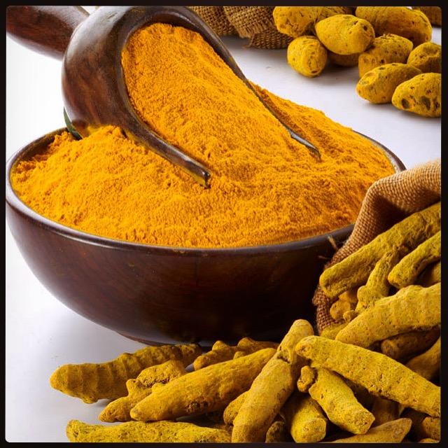 Orange & Yellow Turmeric for sale