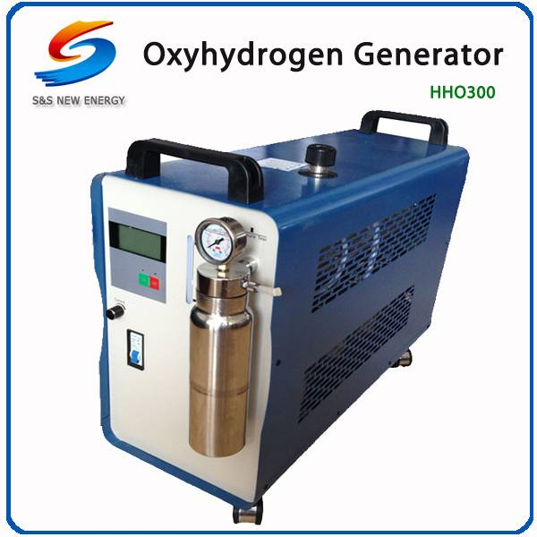 Oxy-hydrogen Ampoules Welding Machine/ Glass Sealing machine AS300