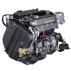 New Yanmar 4JH57 Marine Diesel Engine 57HP