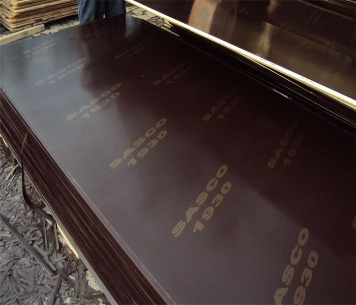 best quality film faced plywood, phenolic formwork panel