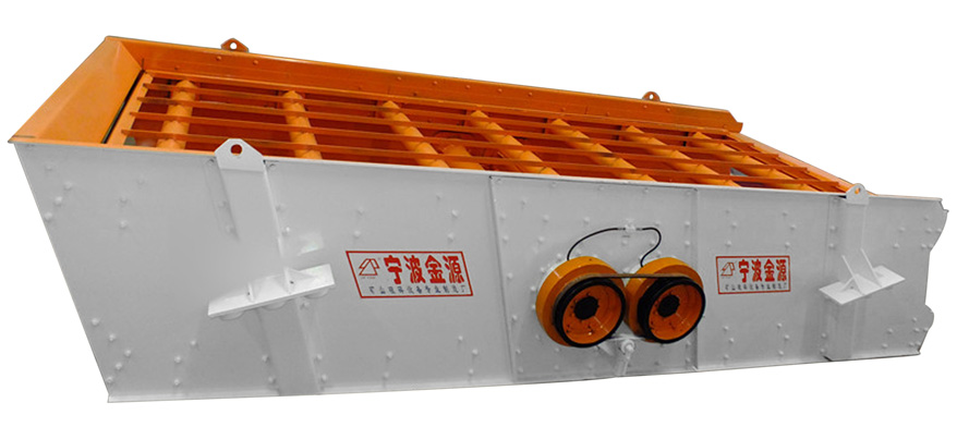 YA Circular Vibrating Screen (2-shaft)