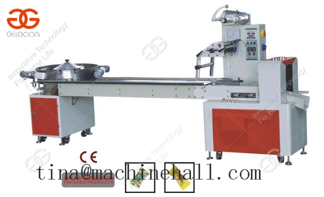 Automatic Cube Sugar Packing Machine