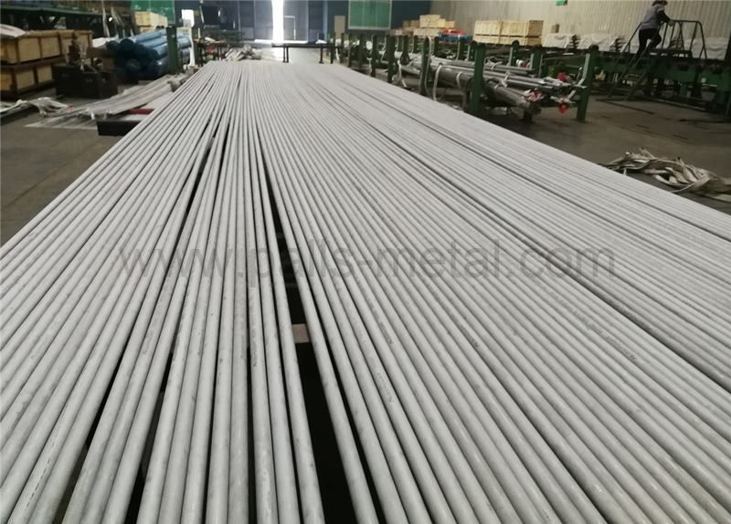Seamless High Temperature Nickel Alloy Pipe