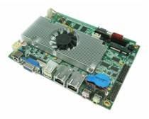 Multifunctional HTPC 3.5 inch mainboard D525 fanless mini itx motherboard