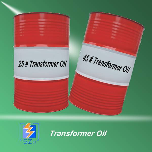KunLun Insulating Oil KI25X KI45X For Transformer Use