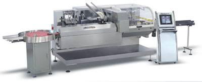 ZHW-600L Vials Cartoning Machine