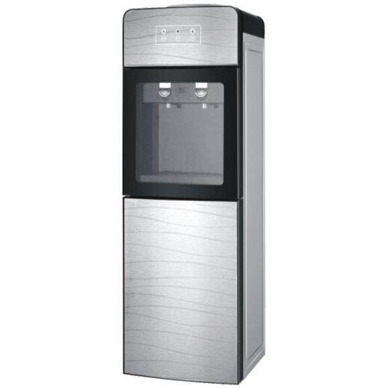 Arc glass door compressor cooling floor standing water dispenser