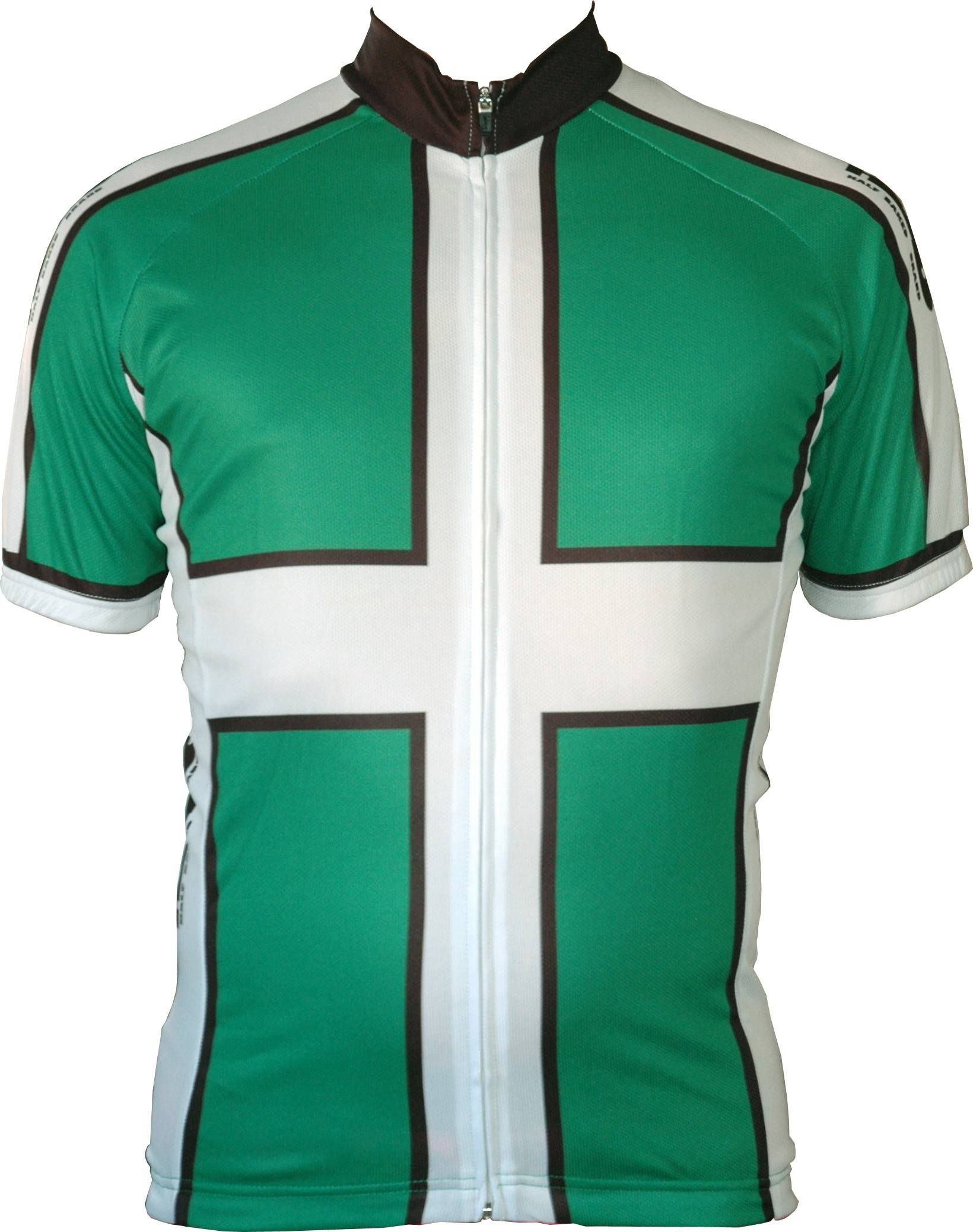 custom cycling jersey with sublimation printing