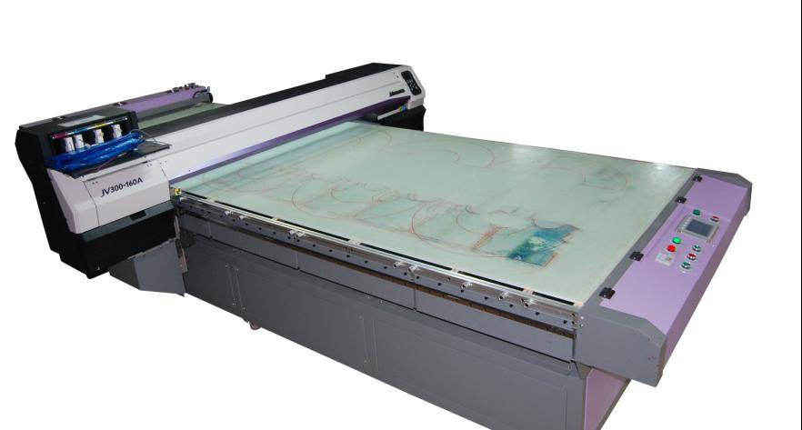 Fd-1628 Flatbed Cotton Direct Printer, Textile Printing Machine
