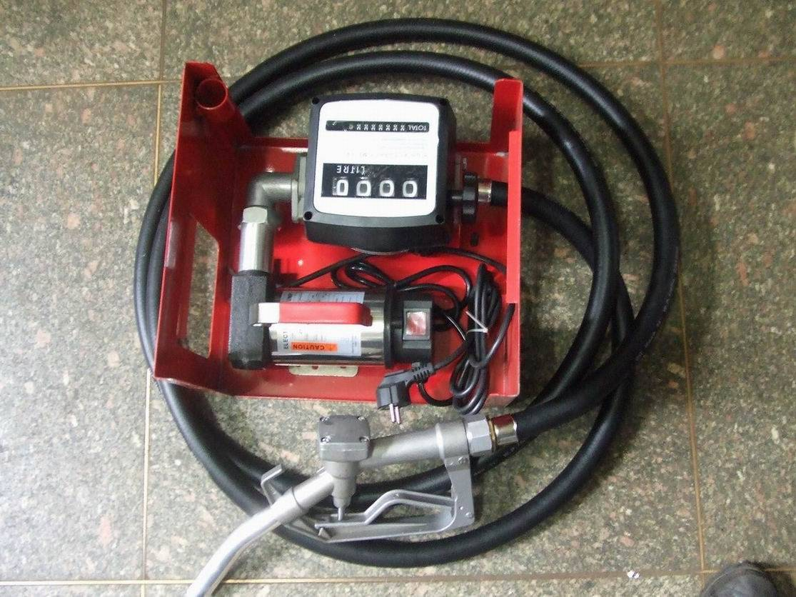 DC Transfer Pump Unit