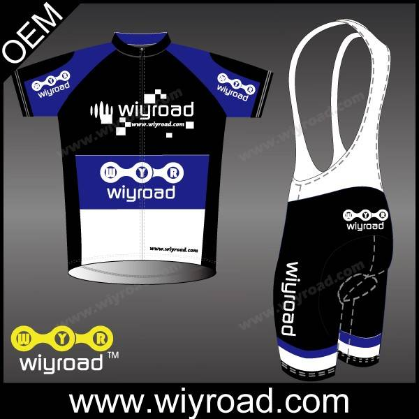 Accept sample order pro team bike jersey/2015 sublimated bike jersey/pro bicycle shorts