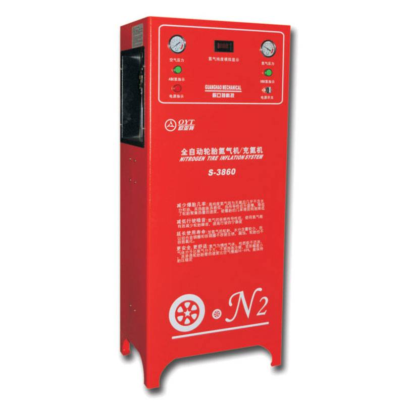 PSA Nitrogen Generator for Car Tires