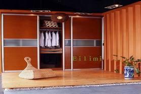 wardrobe with slide door