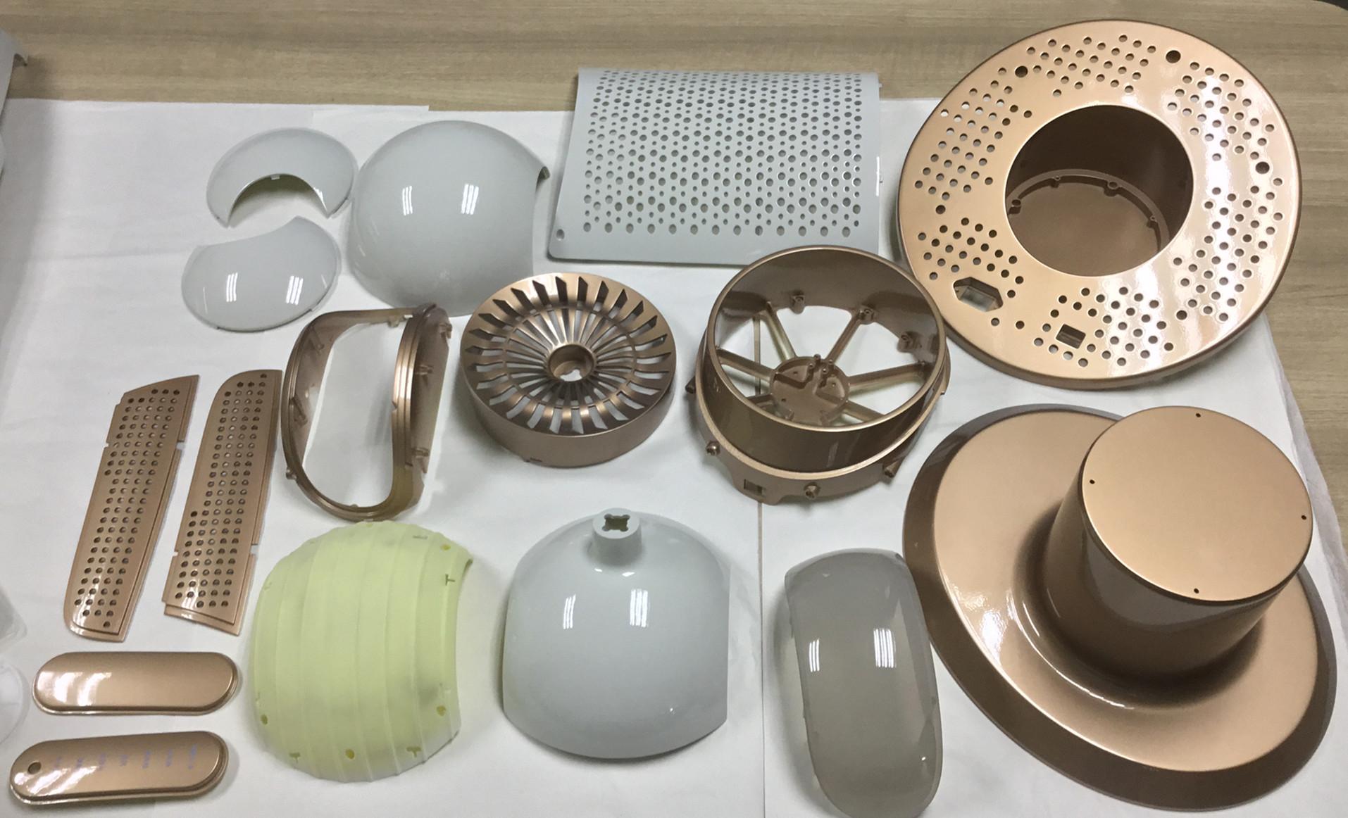 custom nail dryer plastic prototype