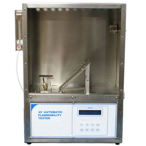 Toy Flammability Tester 45 Degree Automatic Flammability Tester SL-S19