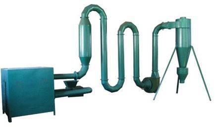 SAWDUST DRYER KJSD500/air-flow dryer/pipe dryer
