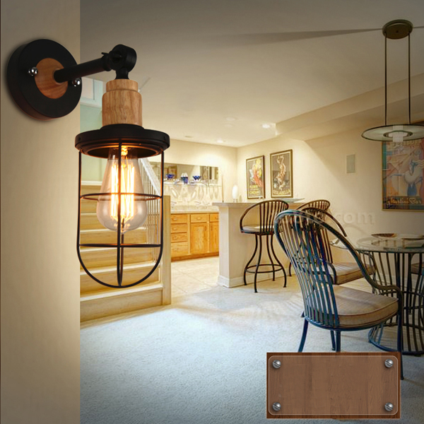 wall retro lamp american home lighting