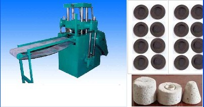 shisha charcoal briquette machine(0086-15238618565)