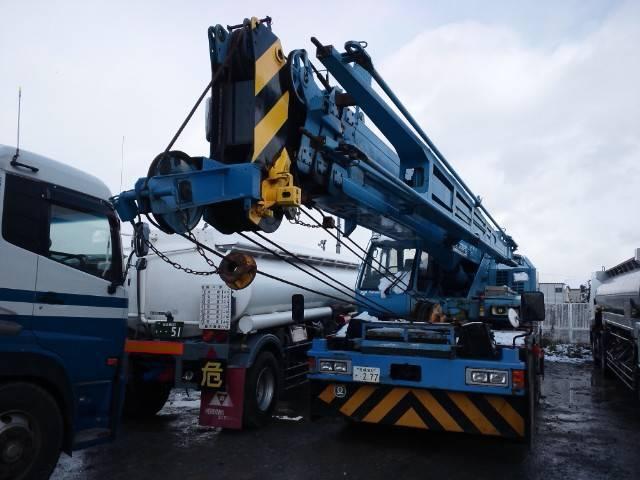 Used Tadano Cranes 25 Tons