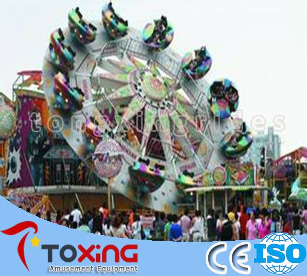 hot selling amusement rides flying turntable rides