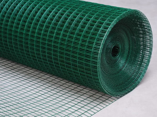 Welded Wire Mesh in Rolls