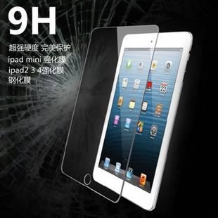 premium tempered glass screen protecortor for ipad 3