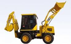 2.5 ton backhoe loader compact lader WZ30-25