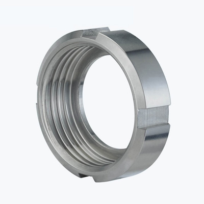 Stainless Steel Sanitary Round Nut