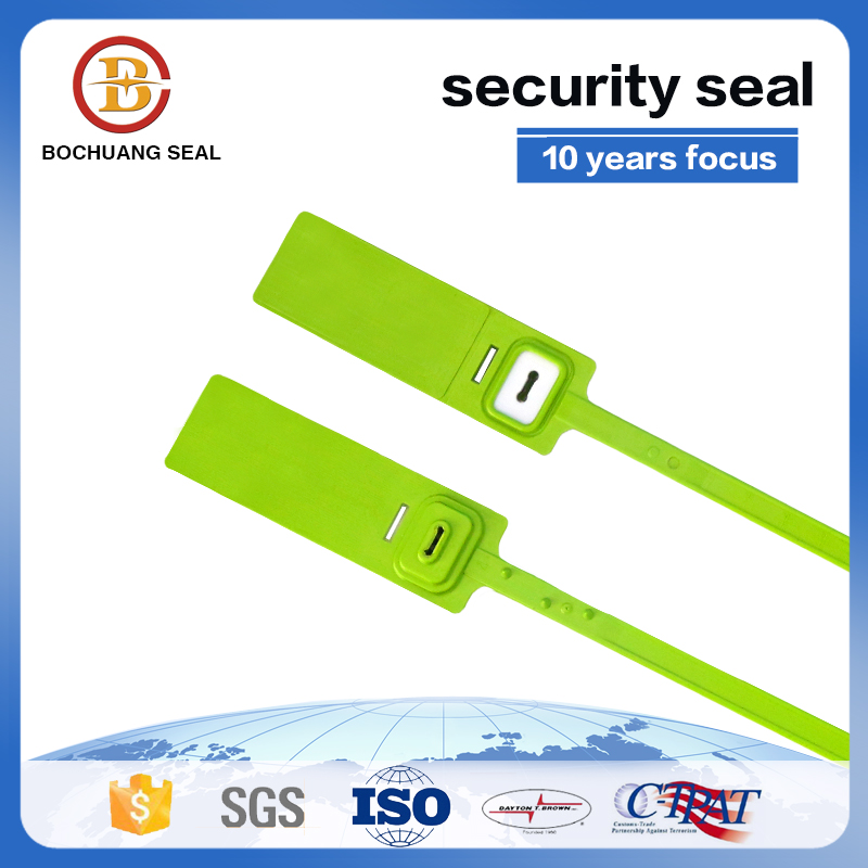 345mm new design tamper cargo security seals with logo P416