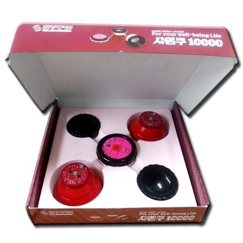 Wireless low frequency cupping set.