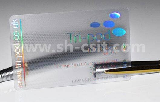 RFID PVC Printing Card RFID Cards / Smart Cards ( Credit Card Size)