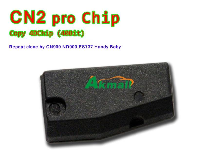 Handy Baby CN2 pro Copy 4D Chip repeat clone use for CN900 key copy machine  auto car key programmer