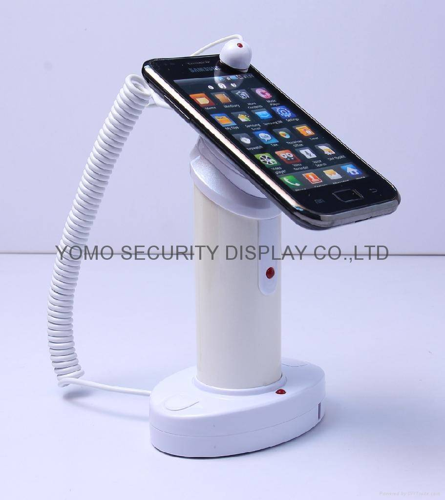 Mobile Phone Alarmed Display Holder