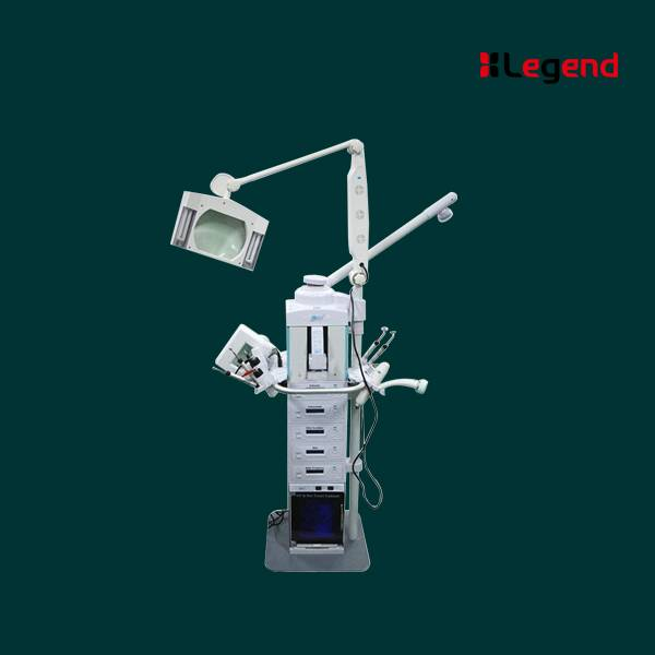 2015 hottest 19 in 1 facial machine / Diamond microdermabrasion multifunction Facial Beauty Machine