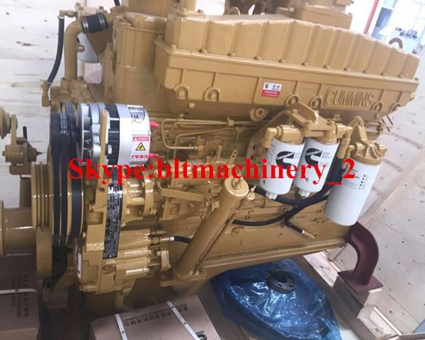 CUMMINS ENGINE NTA855 C360 for SD32 KOMATSU bulldozer D155
