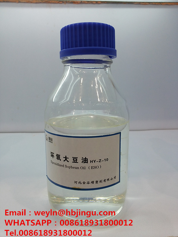 Dop Substitute Plasticizer Epoxidized Soybean Oil for producing pvc panel ESO ESBO PVC stabilizer