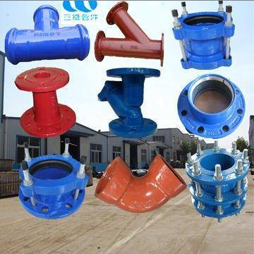 ISO2531 EN545 Ductile iron pipe fittings