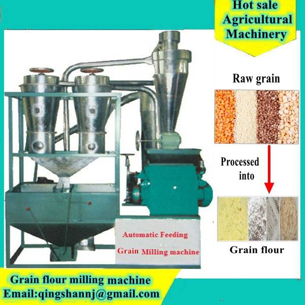 Mini Grain Milling Machine Flour Mill