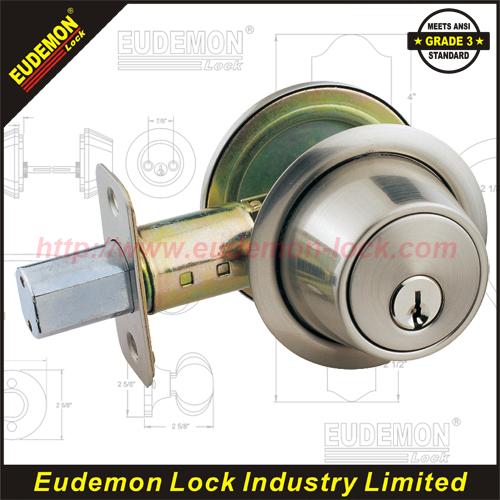 deadbolt lock D103