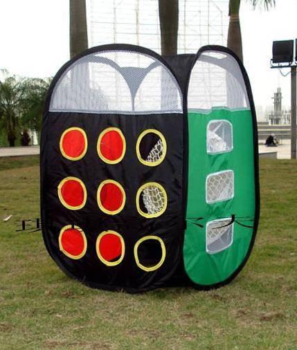 square golf cage