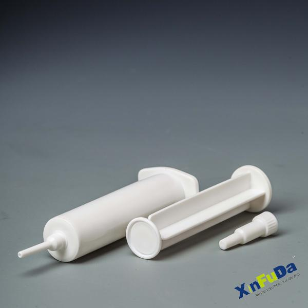 13ml plastic cow intramammary syringe for cow mastitis