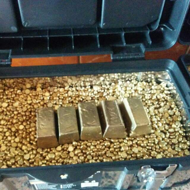 Selling Gold bar & Gold Nugget