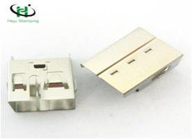USB metal stamping  shell OME ISO9001 ISO14001