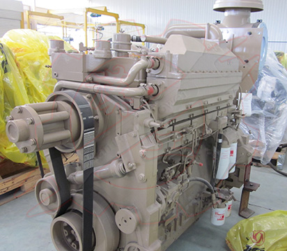 KTA19-P500 Water Pump Engine