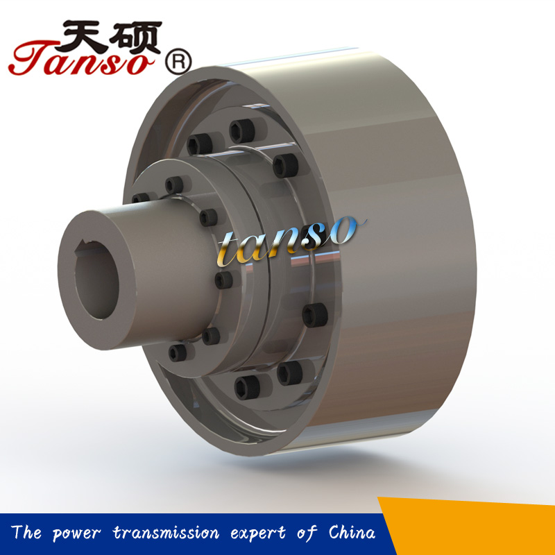 HTLD jaw coupling