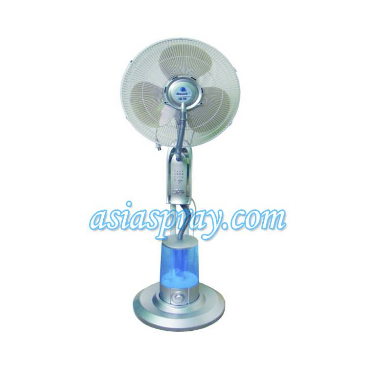 Deeri Household misting water spray humidify fan for indoor